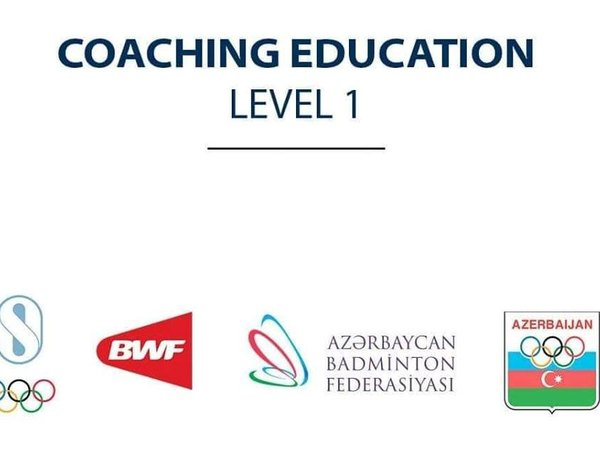 """Coaching Education Level 1"" coaching course will be held in Baku"